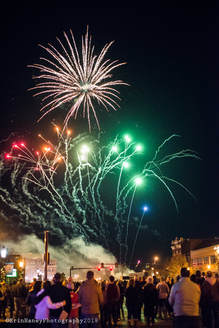 Enid Lights Up the Plains Fireworks