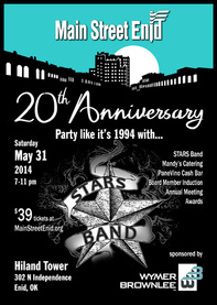 20th Anniversary Bash